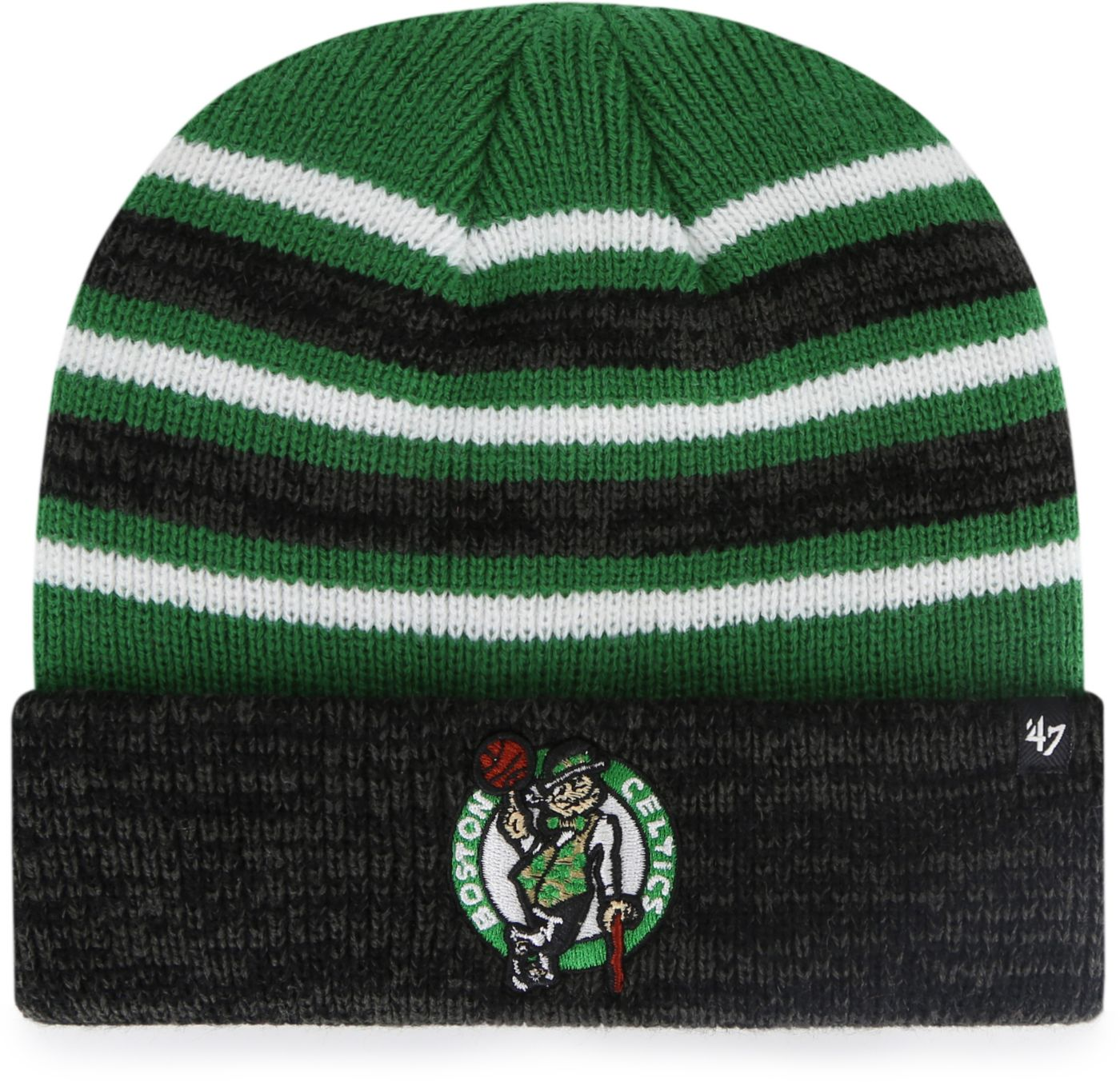 '47 Men's Boston Celtics Knit Beanie