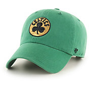 '47 Men's Boston Celtics City Edition Clean Up Adjustable Hat
