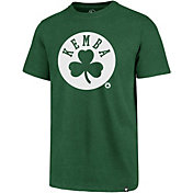 '47 Men's Boston Celtics Kemba Walker Kelly Green T-Shirt