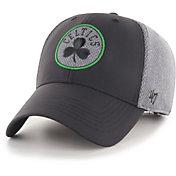47 Men's Boston Celtics Arlo MVP Black Adjustable Hat