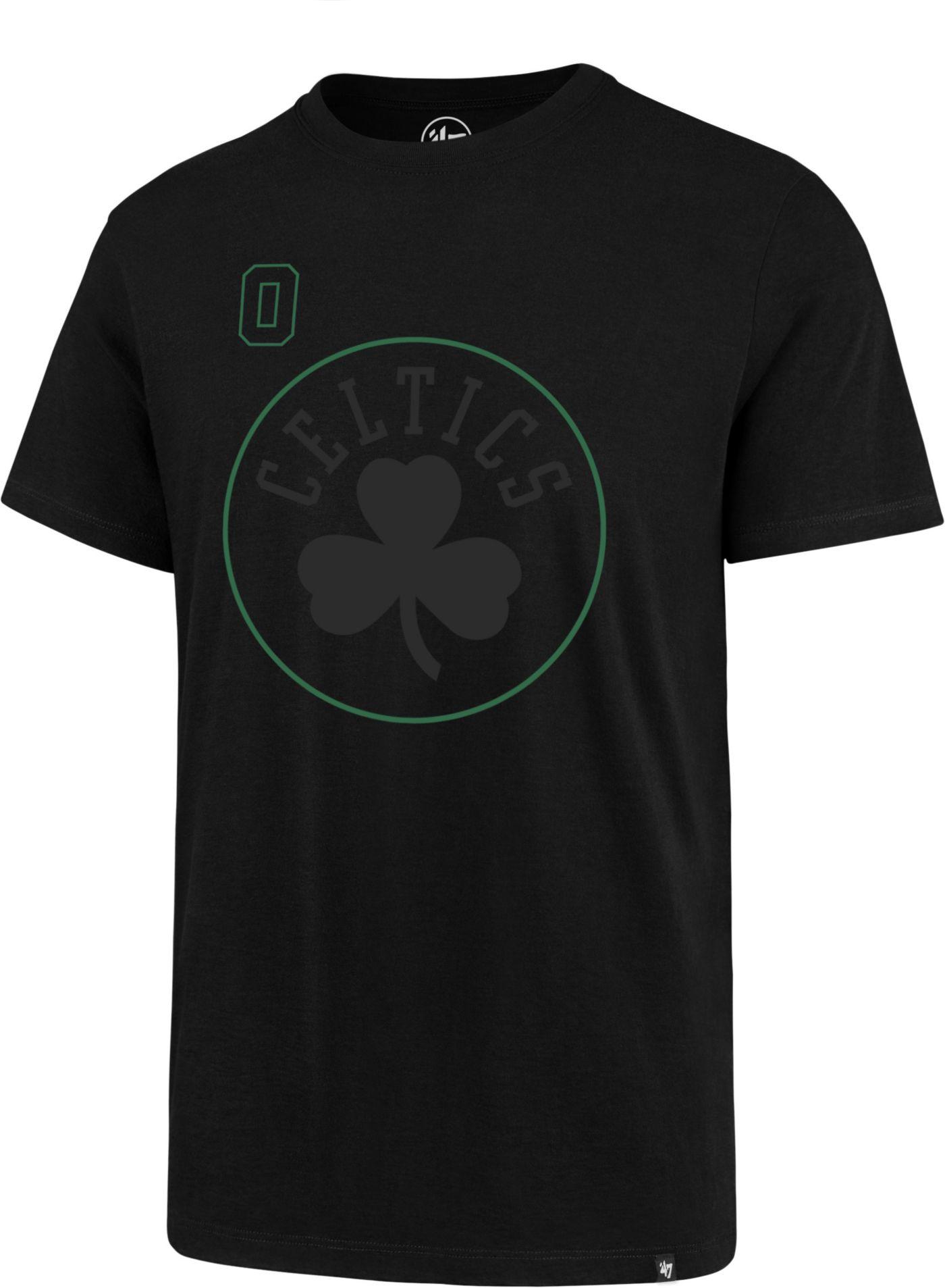'47 Men's Boston Celtics Jayson Tatum T-Shirt