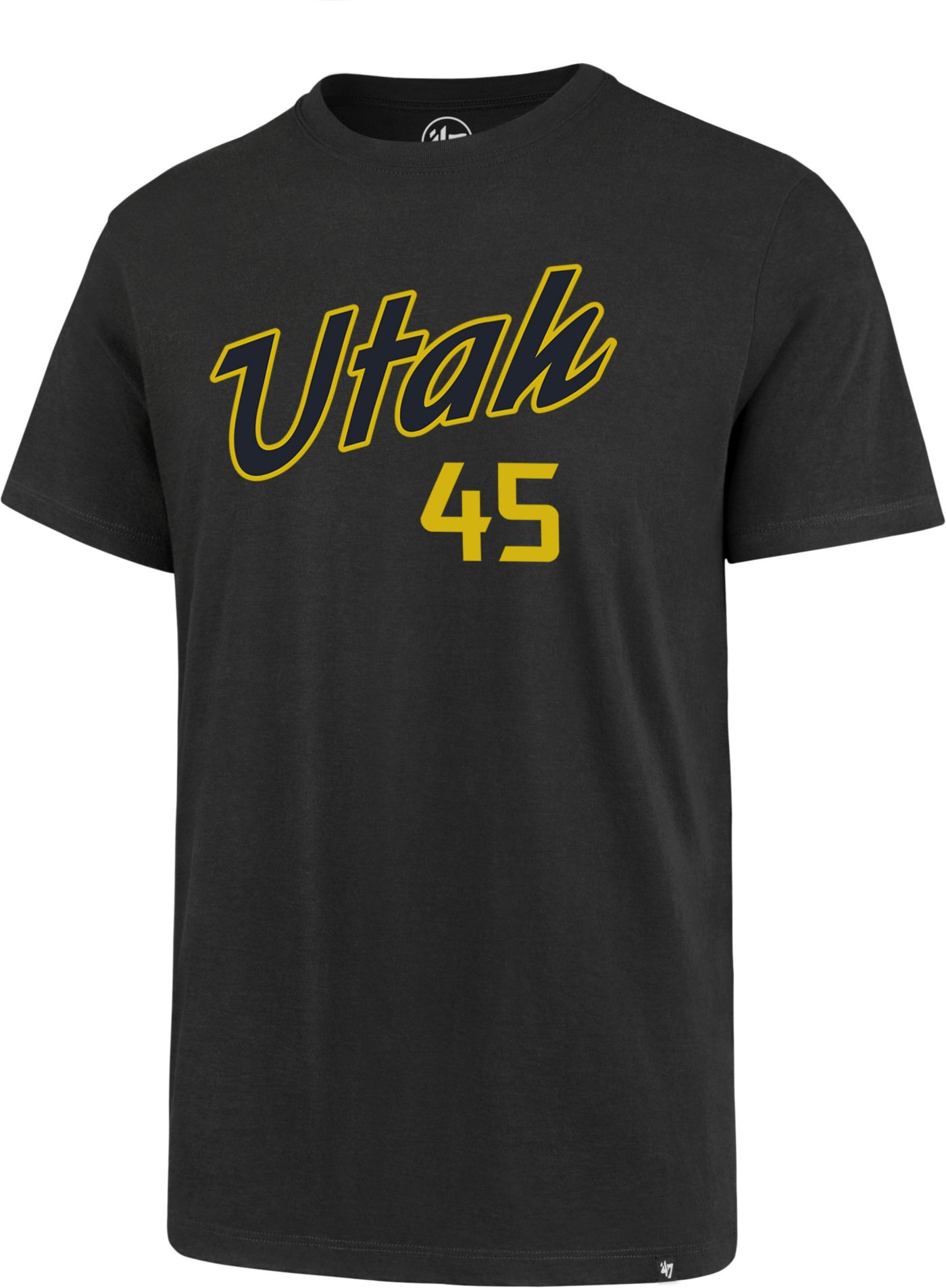 '47 Men's Utah Jazz Donovan Mitchell T-Shirt