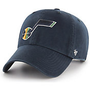 '47 Men's Utah Jazz Navy Clean Up Adjustable Hat