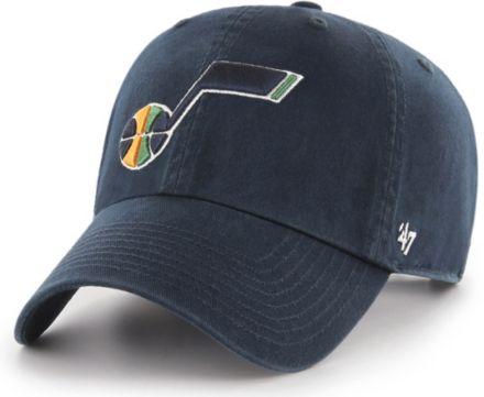 competitive price 61cf1 c778f New Era Men s Utah Jazz 9Fifty Earned Edition Adjustable Snapback Hat.   34.00.  47 Men  39 s Utah Jazz Navy Clean Up Adjustable Hat.