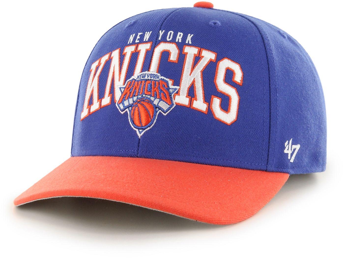 47 Men's New York Knicks MVP Adjustable Hat
