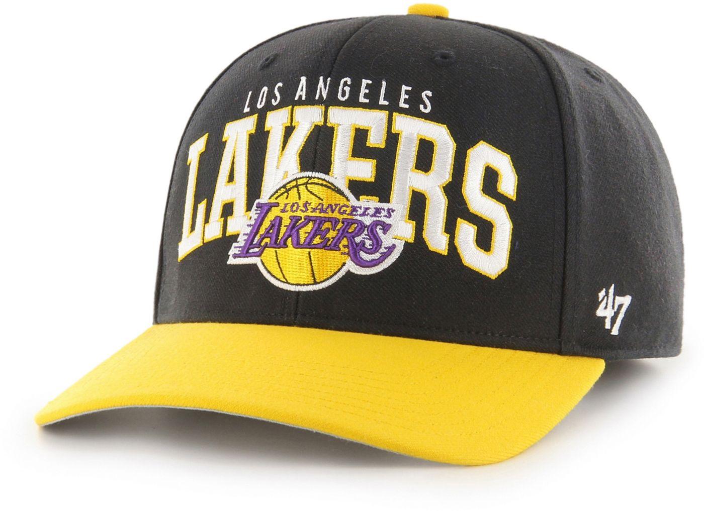 47 Men's Los Angeles Lakers MVP Adjustable Hat