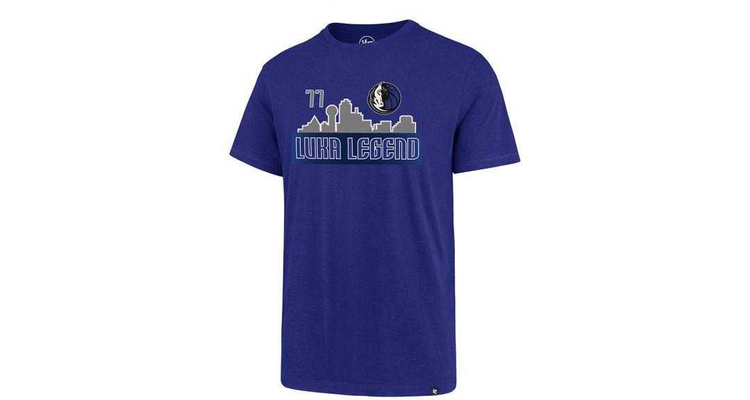 new style c048d d1657 '47 Men's Dallas Mavericks Luka Doncic