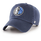 '47 Men's Dallas Mavericks Clean Up Adjustable Hat