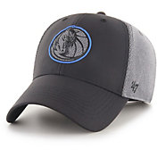 47 Men's Dallas Mavericks Arlo MVP Black Adjustable Hat