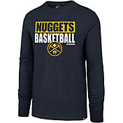 '47 Men's  Denver Nuggets Club Long Sleeve Shirt