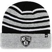 '47 Men's Brooklyn Nets Knit Beanie