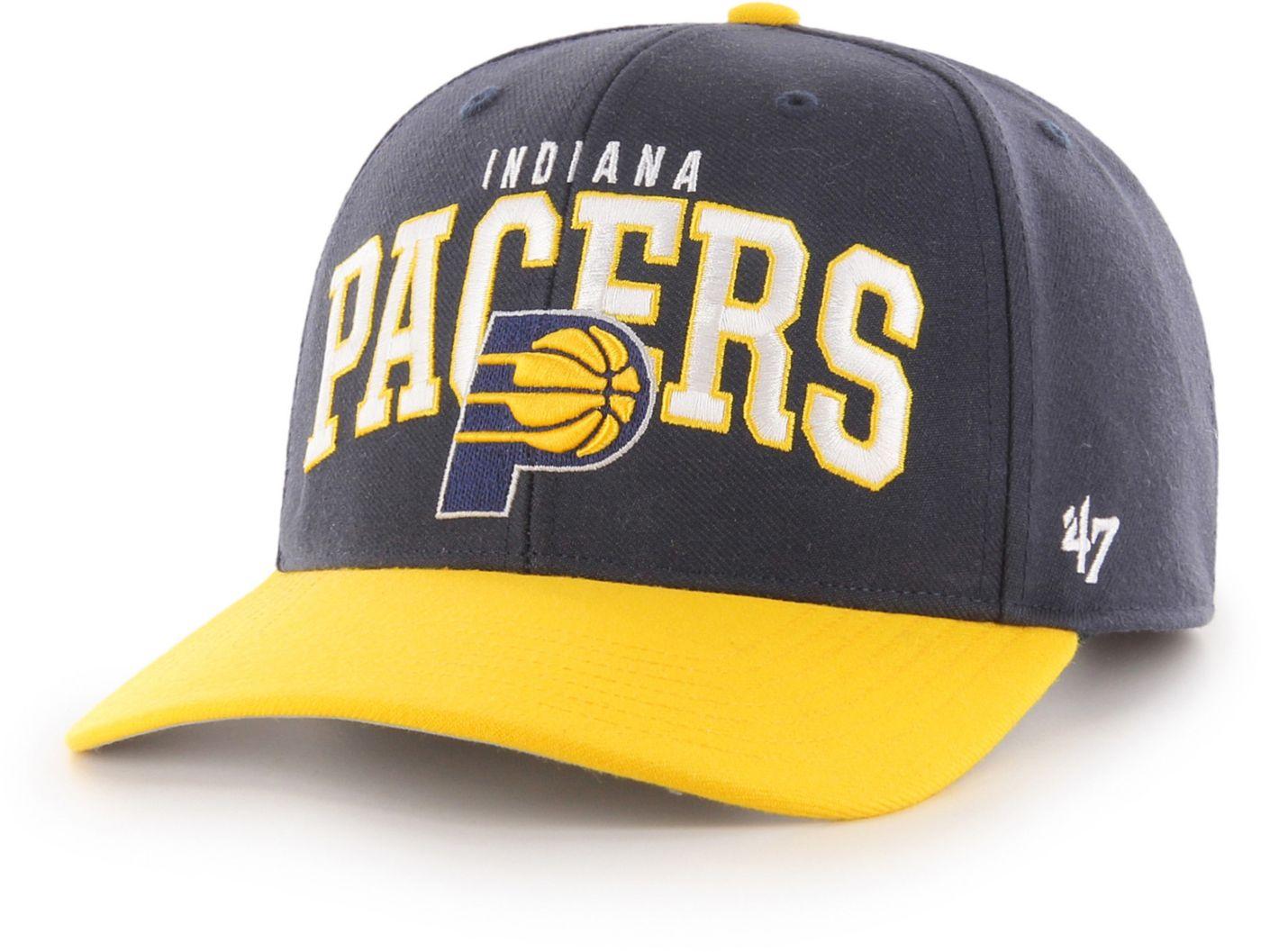 47 Men's Indiana Pacers MVP Adjustable Hat