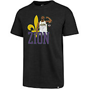 '47 Men's New Orleans Pelicans Zion Williamson Black T-Shirt