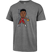 '47 Men's New Orleans Pelicans Zion Williamson Grey T-Shirt