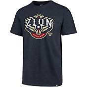 '47 Men's New Orleans Pelicans Zion Williamson Navy T-Shirt