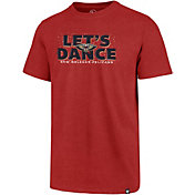 "'47 Men's New Orleans Pelicans Zion Williamson ""Let's Dance"" Red T-Shirt"