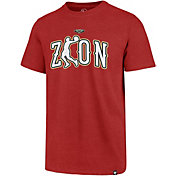 '47 Men's New Orleans Pelicans Zion Williamson Red T-Shirt
