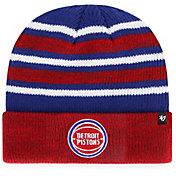 '47 Men's Detroit Pistons Knit Beanie