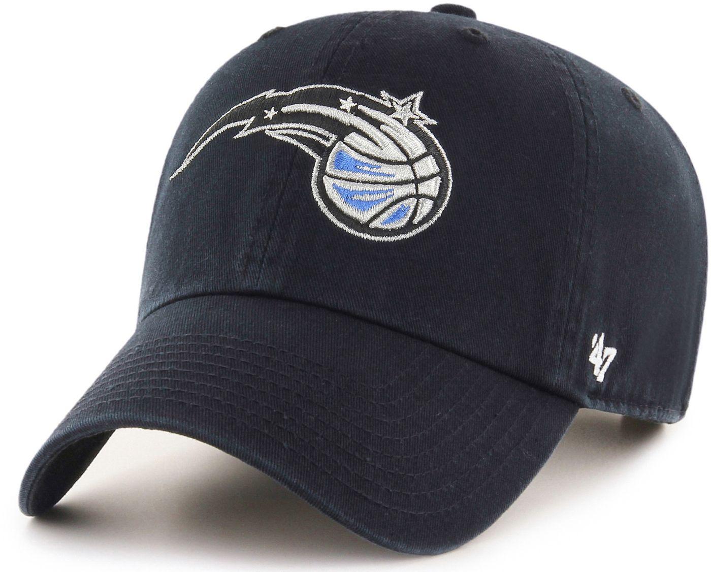 '47 Men's Orlando Magic Clean Up Adjustable Hat