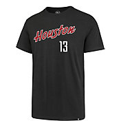'47 Men's Houston Rockets James Harden T-Shirt