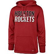 '47 Men's Houston Rockets Pullover Hoodie
