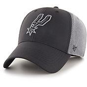 47 Men's San Antonio Spurs Arlo MVP Black Adjustable Hat