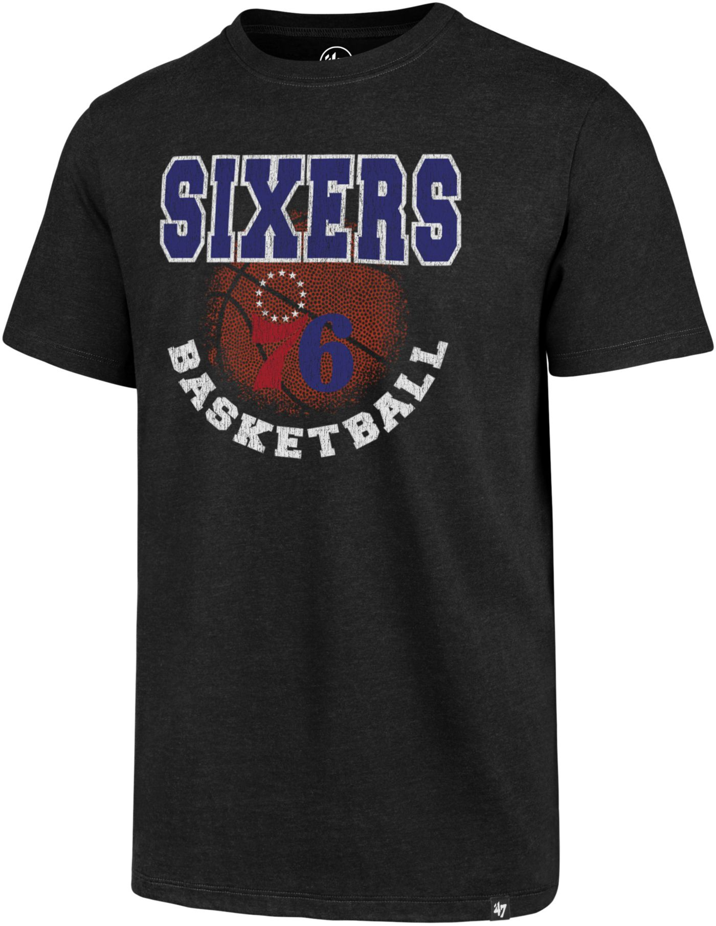 '47 Men's Philadelphia 76ers Club T-Shirt