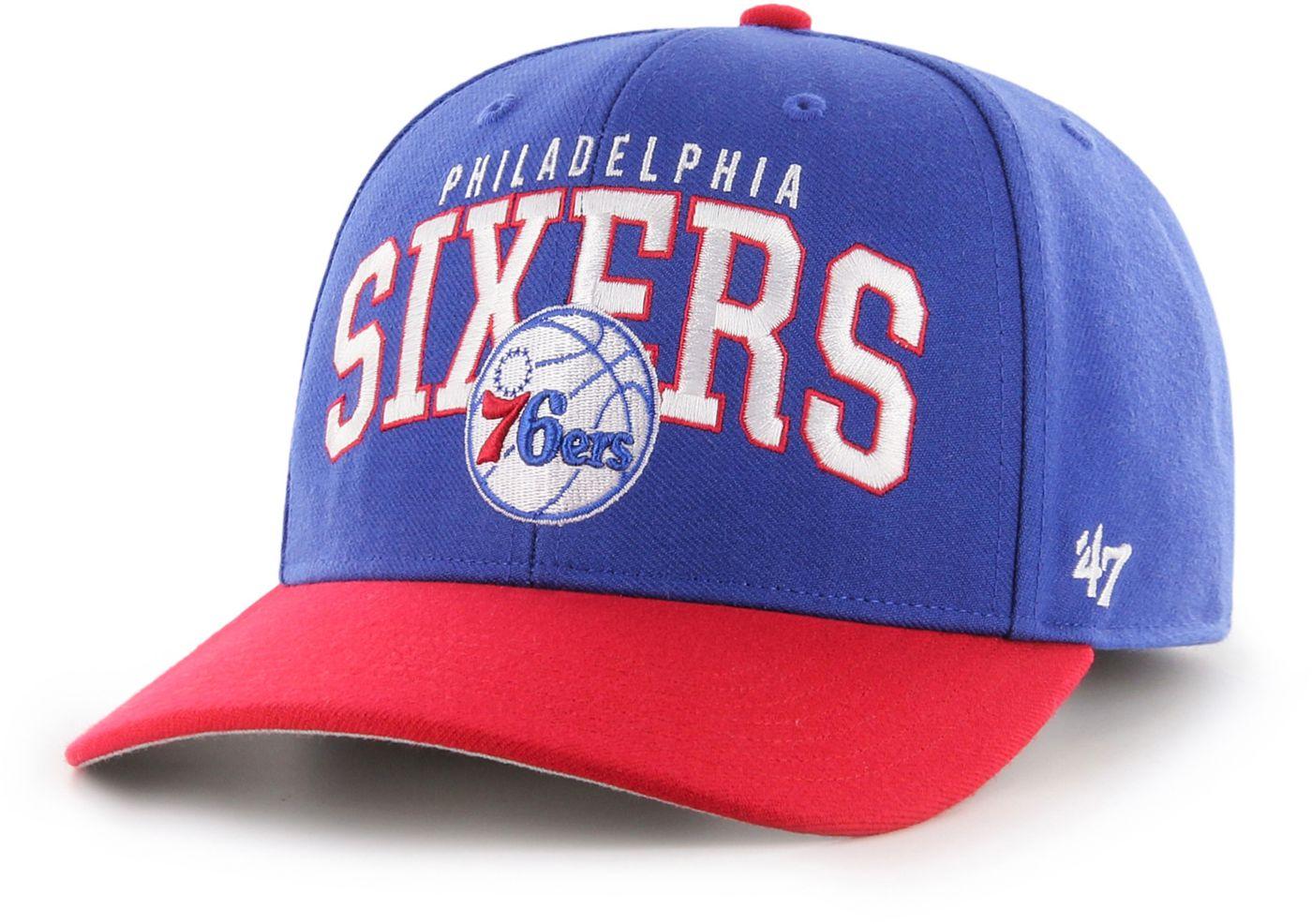 47 Men's Philadelphia 76ers MVP Adjustable Hat