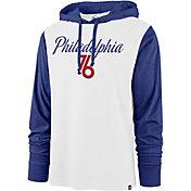 '47 Men's Philadelphia 76ers City Edition Callback Hoodie