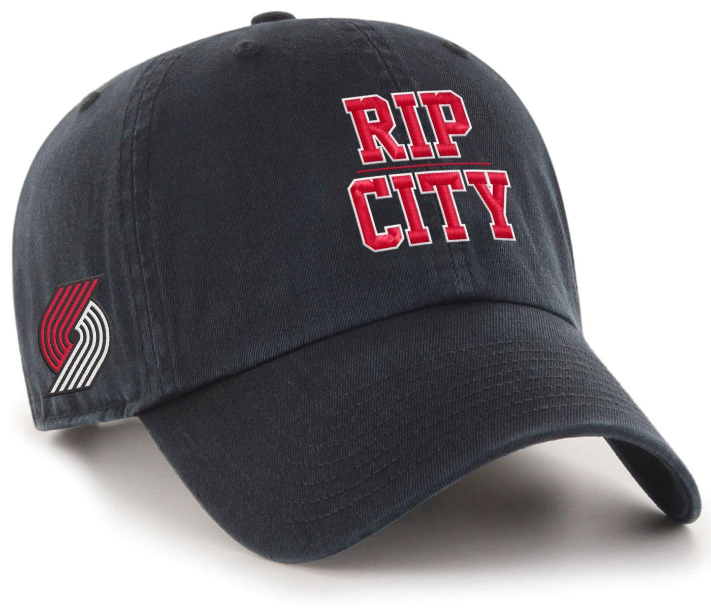 "'47 Men's Portland Trail Blazers ""Rip City"" Clean Up Adjustable Hat"