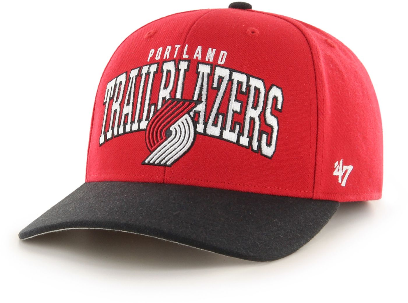 47 Men's Portland Trail Blazers MVP Adjustable Hat