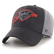 47 Men's Oklahoma City Thunder Arlo MVP Black Adjustable Hat