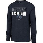 '47 Men's  Minnesota Timberwolves Club Long Sleeve Shirt