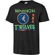 '47 Men's Minnesota Timberwolves Vintage Club T-Shirt