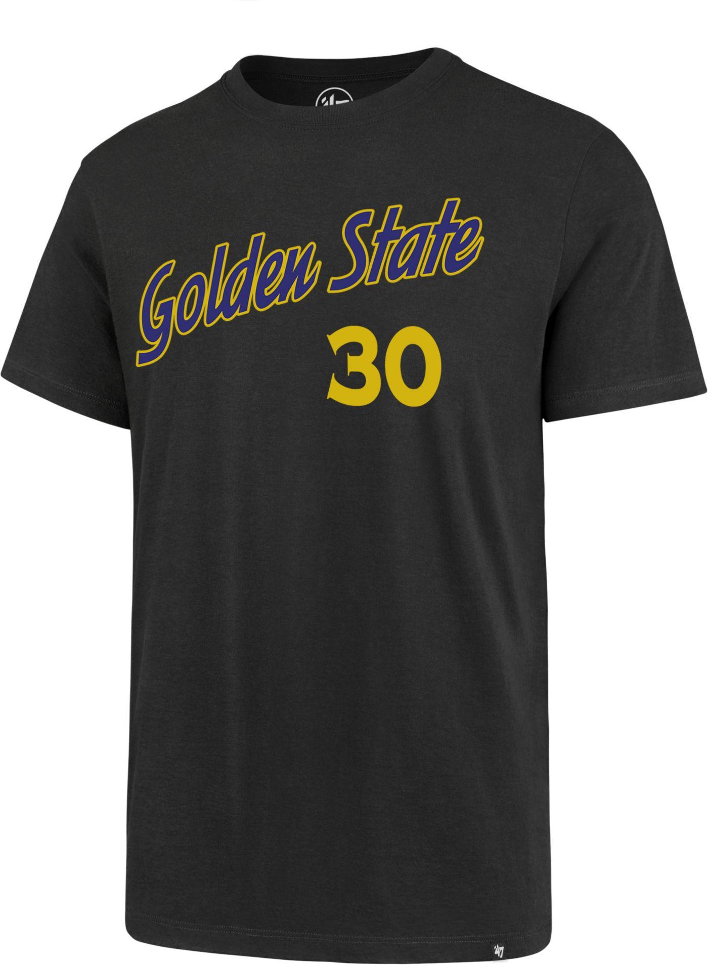 '47 Men's Golden State Warriors Stephen Curry T-Shirt