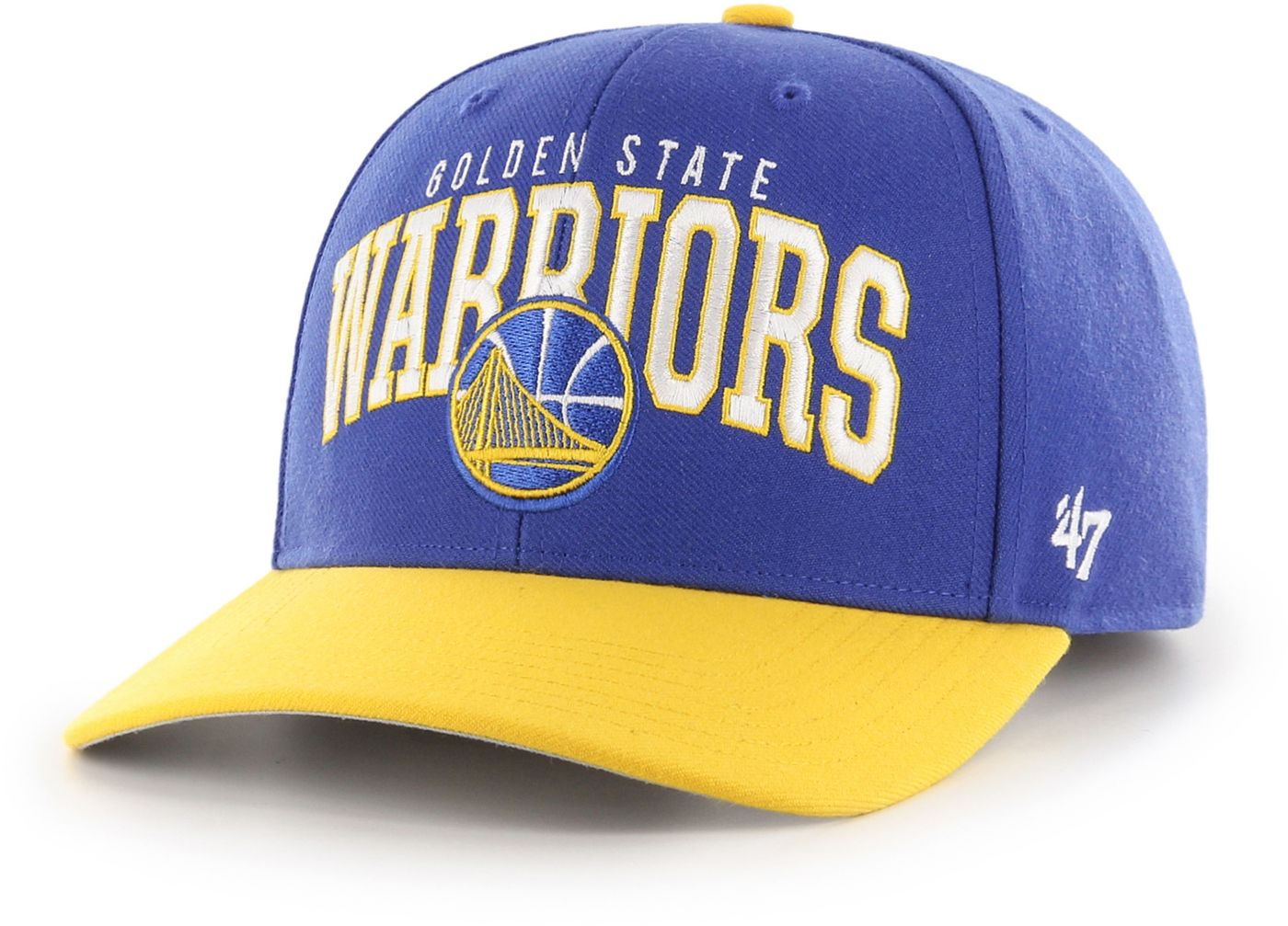 47 Men's Golden State Warriors MVP Adjustable Hat