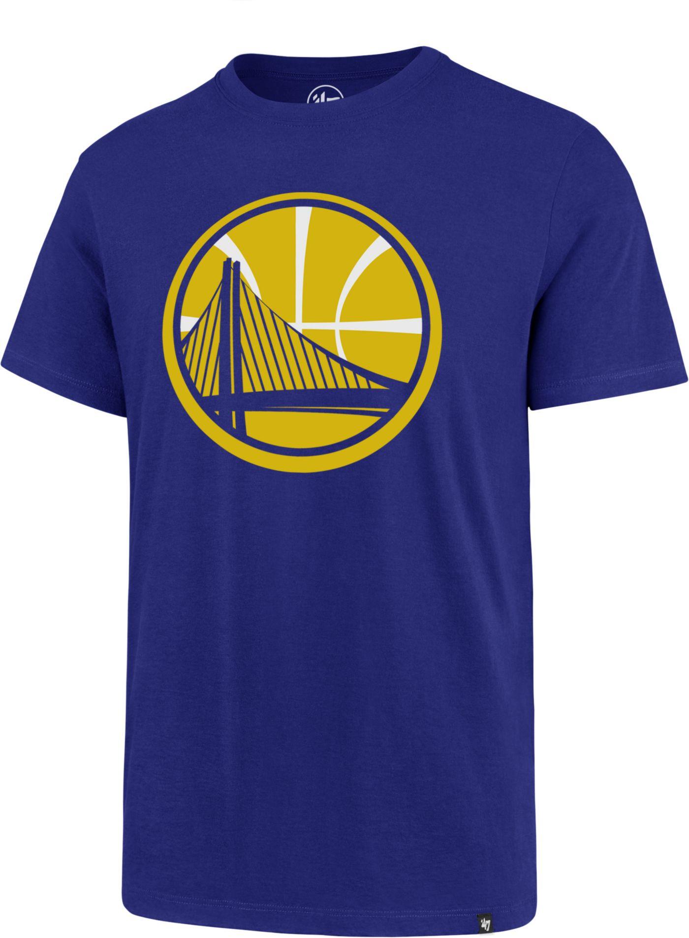 '47 Men's Golden State Warriors Rival T-Shirt