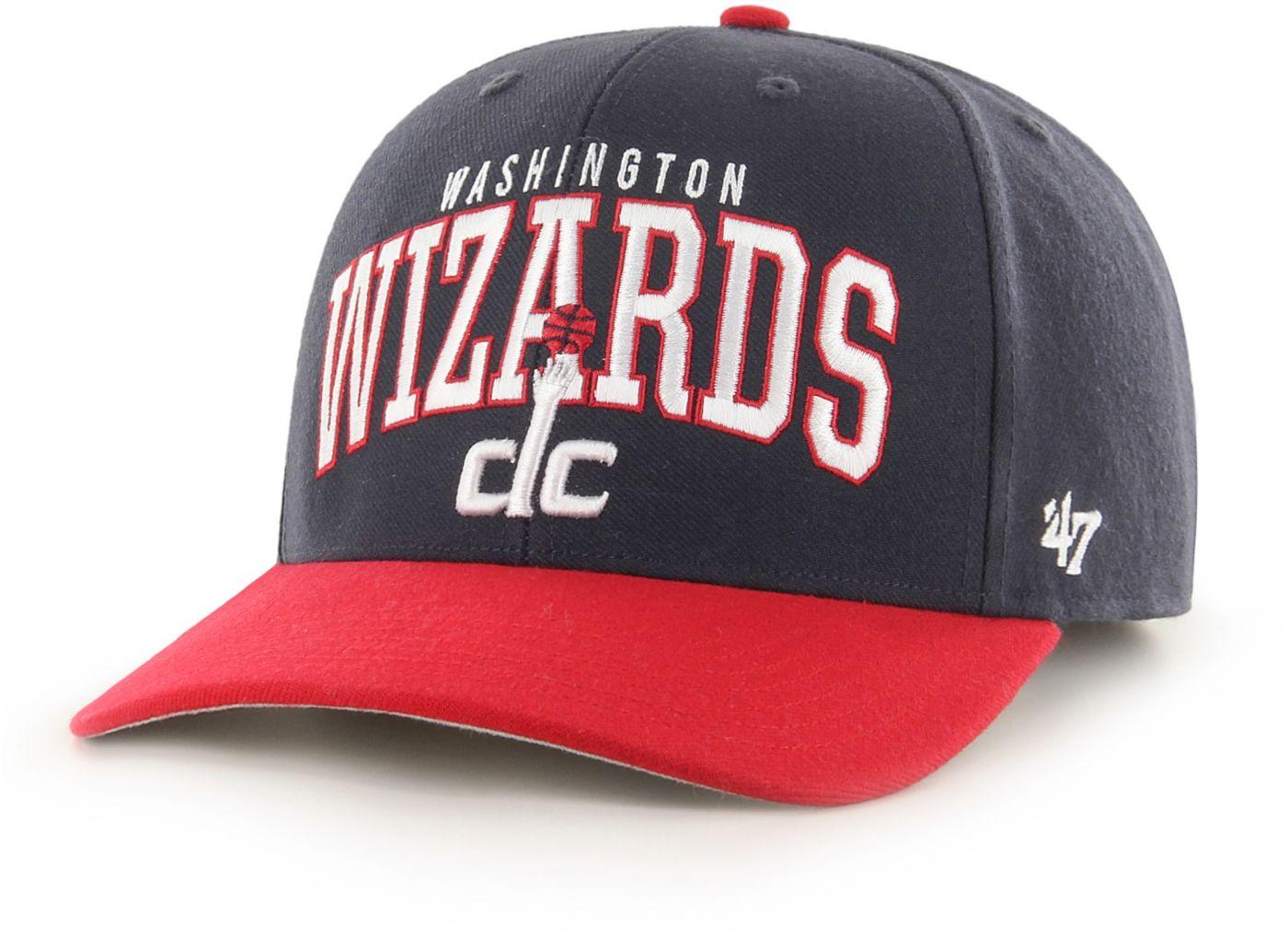 47 Men's Washington Wizards MVP Adjustable Hat