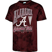 '47 Men's Alabama Crimson Tide Crimson Touchdown T-Shirt