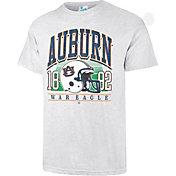 '47 Men's Auburn Tigers Grey Touchdown T-Shirt