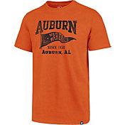 '47 Men's Auburn Tigers Orange Landmark Club T-Shirt
