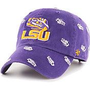 '47 Women's LSU Tigers Purple Parade Adjustable Hat