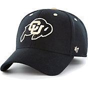 '47 Men's Colorado Buffaloes Contender Fitted Black Hat