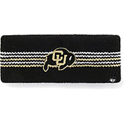 '47 Men's Colorado Buffaloes Addison Knit Black Headband