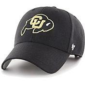 '47 Men's Colorado Buffaloes MVP Primary Black Hat