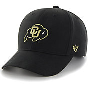 '47 Youth Colorado Buffaloes MVP Primary Adjustable Black Hat