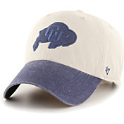 '47 Men's Colorado Buffaloes Bone Adjustable White Hat