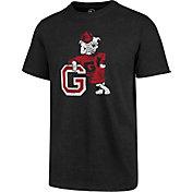 '47 Men's Georgia Bulldogs Imprint Club Black T-Shirt