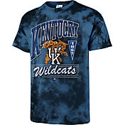 '47 Men's Kentucky Wildcats Blue Touchdown T-Shirt