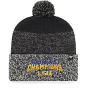 '47 Men's 2019 National Champions LSU Tigers Cuffed Knit Beanie